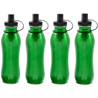 Avenue Multicolor 750ML Sporty Look Bottle Pack Of 4