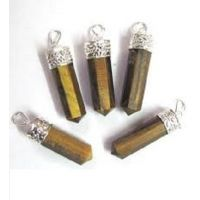 TIGER EYE STONE PENDANT ,TIGER EYE STONE , CRYSTALS HEALING