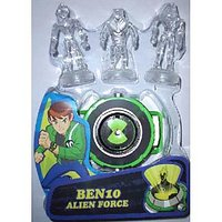 Ben 10 Alien Force Ultimate Omnitrix With Alien Figure