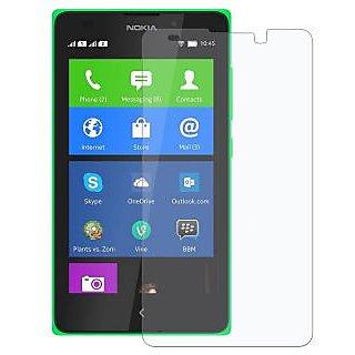 Nokia XL Clear Glocy SCREEN GUARD SCREEN PROTECTOR SCRATCH GUARD PROTECTOR