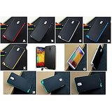 Spigen Slim Armor Case For Samsung Galaxy S4 I9500 - Black+green Color