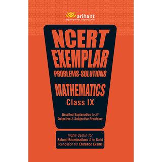 Ncert Exemplar Problems-Solutions Mathematics Class 9Th