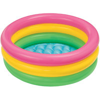 3 Feet Pool,SUNSET GLOW BABY POOL, Ages 1-3