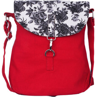 VogueTree Trendy fashion Slings SLINGLADY-BLKROSERED