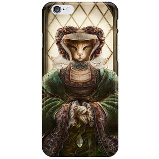 The Fappy Store Anne-Of-Sleeves Back Cover For Iphone 6S Plus