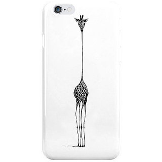The Fappy Store Giraffe Back Cover For Iphone 6S Plus