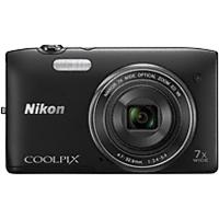 Nikon Coolpix S3500 Black