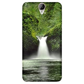 WOW Printed Back Cover Case for HTC One E9 Plus