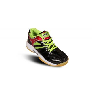 kwickk badminton shoe exceed black