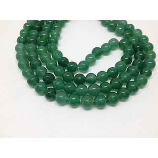 Aum Zone Green Jade mala 6 mm