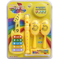 ShopMeFast Musical Xylophone and Rattle Set