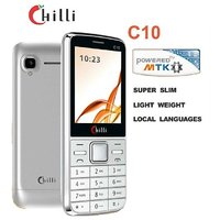 Chilli-C10 Dual Sim GSM With Facebook Multimedia Camera Mobile Phone