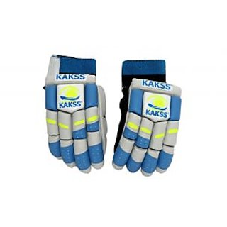 Kakss Soft Leather Batting Gloves