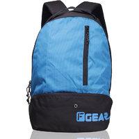F Gear Shock Gym Bag (Aqua Blue)