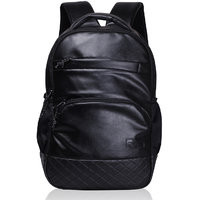 F Gear Luxur 25 liter Laptop Backpack (Black )