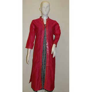 INDIAN ETHNIC DESIGNER LADIES KURTI / DRESS