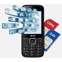 MTS CG 132 CDMA + GSM MULTIMEDIA MOBILE LONG BATTERY BIG SCREEN UNLOCKED