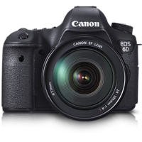 Canon EOS 6D Kit (EF 24-105mm F/4L IS USM)