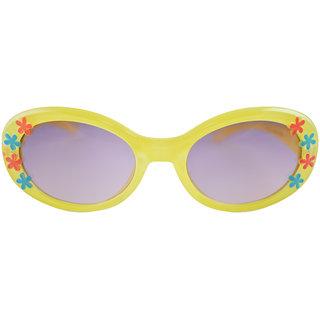 Polo House USA Kids Sunglasses Color-Yellow - Grey-FantB1002yellowgrey