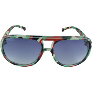 Polo House USA Kids Sunglasses Color-Multi-MissionB104redLtmil