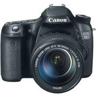 Canon EOS 70D Kit II (EF-S18-135 IS STM)