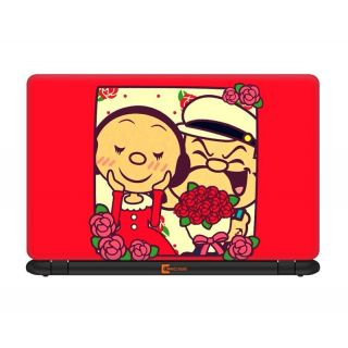 Ownclique Legendary love 13.3 inches Laptop skin