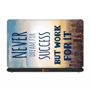 Ownclique Work For Success 15.6 inches Laptop skin
