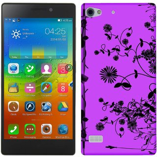 WOW Printed Back Cover Case for Lenovo Vibe X2