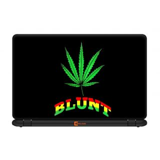 Ownclique Gin and Blunts Laptop Skin for 13.3 inches Laptop