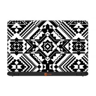 Ownclique Aztek Hypnosis Laptop Skin for 17 inches Laptop