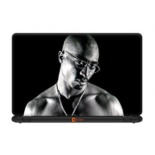 Ownclique TuPac Shakur Laptop Skin for 17 inches Laptop