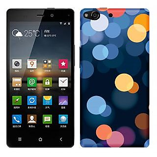 WOW Printed Back Cover Case for Gionee Elife E6