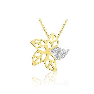 Sparkles 0.06 Ct. Beautiful 18Kt Gold & Diamond Earrings (Design 6)