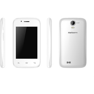 Karbonn A108 Plus 512 MB White