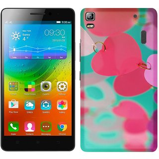 WOW Printed Back Cover Case for Lenovo K3 Note