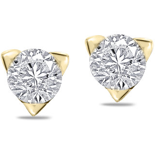 Sparkles 0.15 Ct. Diamonds Beautiful Earring (Design 2)