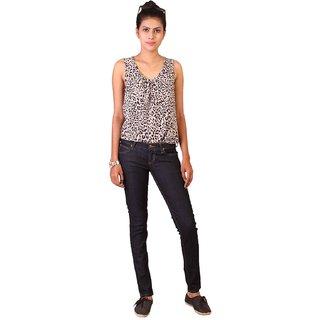 Lee Blue Skinny Fit Low Waist Womens Jeans