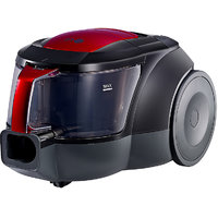 LG VC3316NNTM Vacuum Cleaner-Black/Red