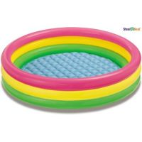 Intex Stealodeal Inflatable Water Tub 5ft Pool For Kids Inflatable Pool