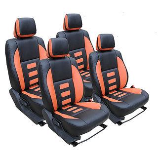 Craze CorollaAltis Leatherite BlackTan MiddleBricks Steering Cover
