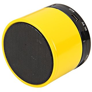ISM-Callmate-MBSDF-S10-Yellow-Wireless-Bluetooth-Speaker