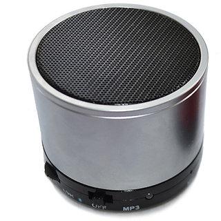 ISM Callmate MBSDF-S10 Silver Wireless Bluetooth Speaker