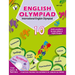 INTERNATIONAL ENGLISH OLYMPIAD - CLASS 10