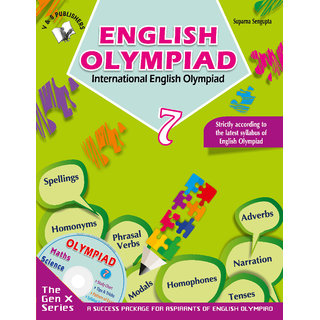 INTERNATIONAL ENGLISH OLYMPIAD - CLASS 7
