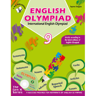 INTERNATIONAL ENGLISH OLYMPIAD - CLASS 9