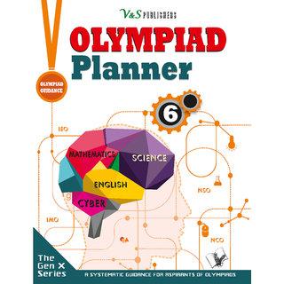 OYMPIAD PLANNER 6