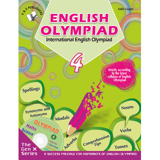 INTERNATIONAL ENGLISH OLYMPIAD - CLASS 4