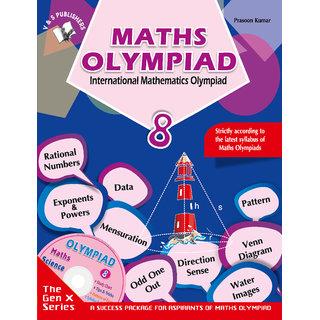 INTERNATIONAL MATHS OLYMPIAD - CLASS 8