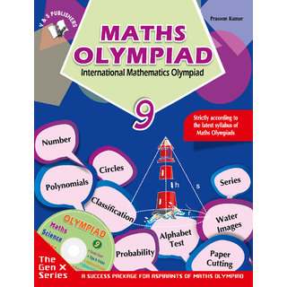 INTERNATIONAL MATHS OLYMPIAD - CLASS 9