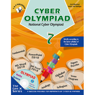 NATIONAL CYBER OLYMPIAD - CLASS 7
